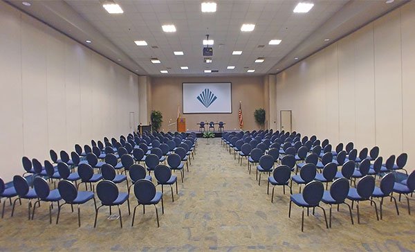 jacksonville conference hall